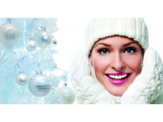 Правила ухода за кожей лица в зимний период